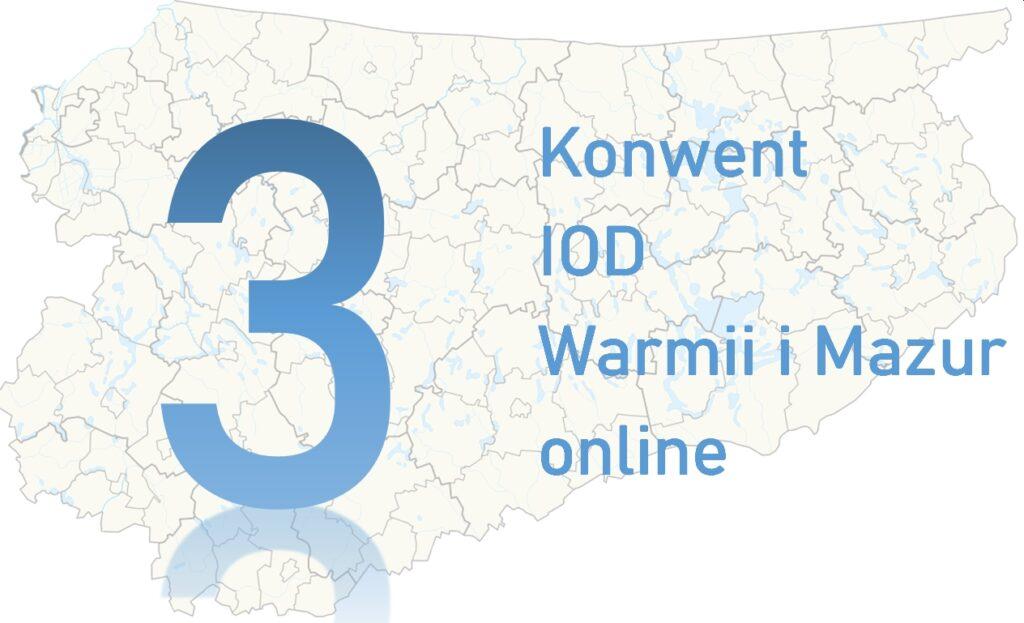 3 Konwent IOD Warmii i Mazur online 1